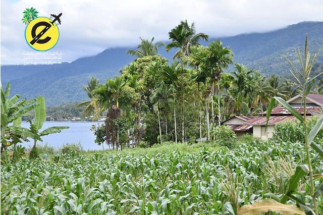 أجمل بحيرات ومدن اندونيسيا