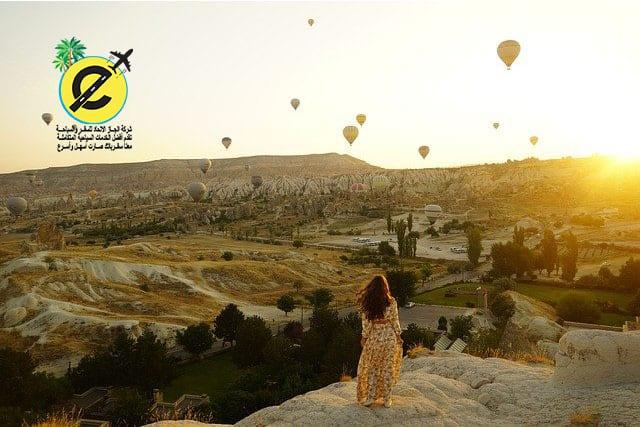 أفضل الأوقات للسفر الى تركيا