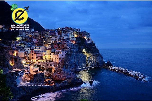 اجمل الوجهات السياحية في ايطاليا