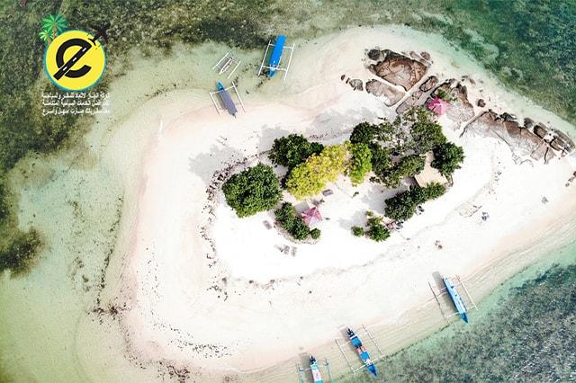 افضل الجزر السياحية في اندونيسيا