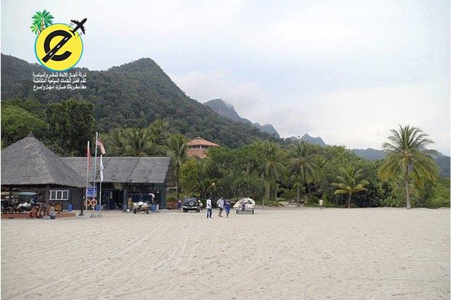 افضل الجزر السياحية في ماليزيا