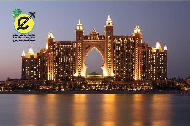 السياحة في دبي للعرسان والعوائل