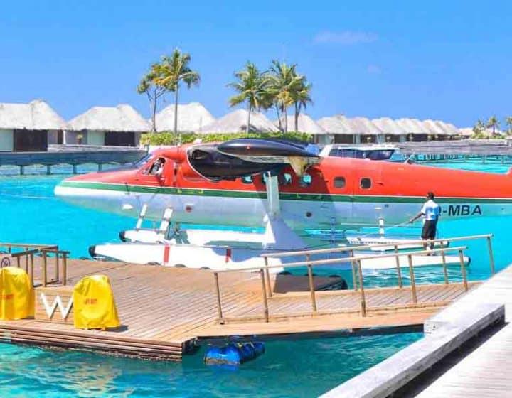 برنامج سياحي إلى جزر المالديف مدة 2 يوم