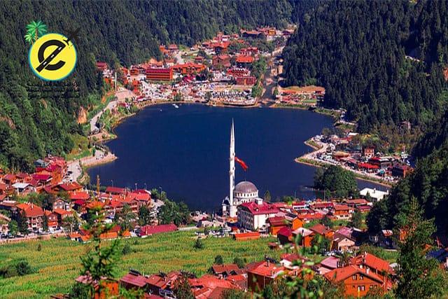 اهم المدن السياحية في تركيا