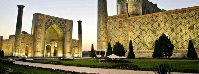 باكيدج سياحي الي اوزباكستان لشخصين 10 أيام