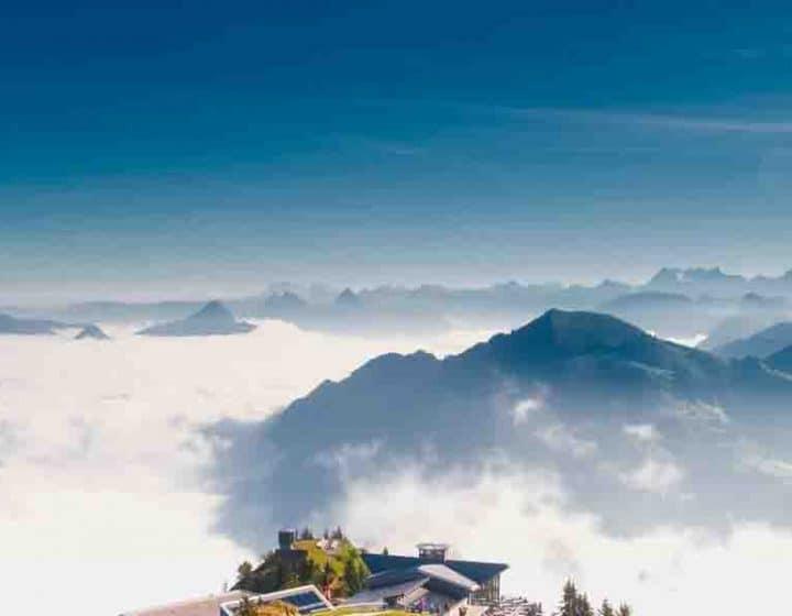 برنامج سياحي مميز 8 أيام في النمسا وسويسرا لشخصين