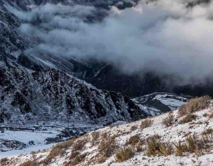 برنامج سياحي 8 أيام في قرغيزستان لشخصين