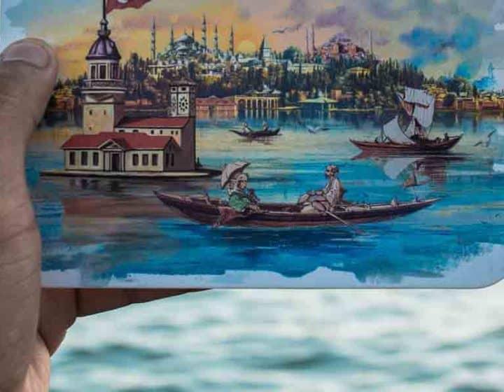 افضل عرض سياحي لشهر العسل في تركيا 10 ايام 9 ليالي