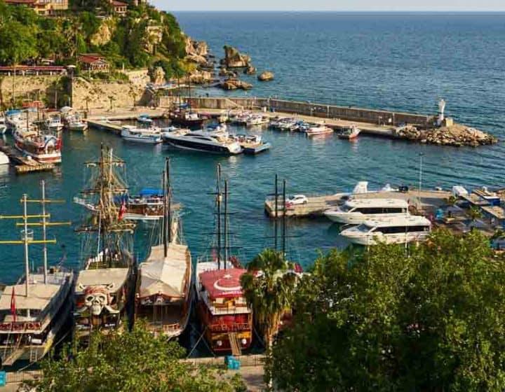 برنامج سياحي لشهر العسل في تركيا 8 ايام 7 ليالي