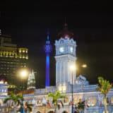 أهم المعالم السياحية في مدينة كوالالمبور
