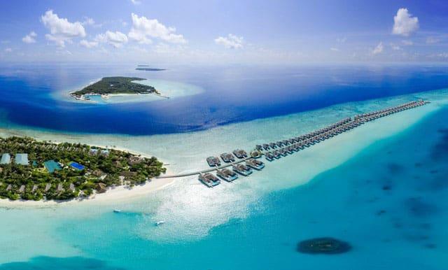 برنامج سياحي إلى المالديف لمدة 10 أيام