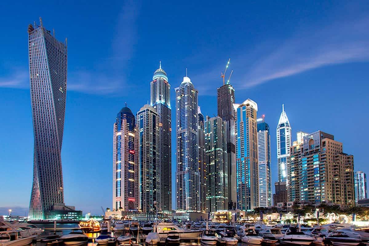 برنامج سياحي لزيارة دبي في فصل الشتاء