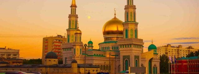 برنامج سياحي لمدة 5 أيام 4 ليالي إلى روسيا