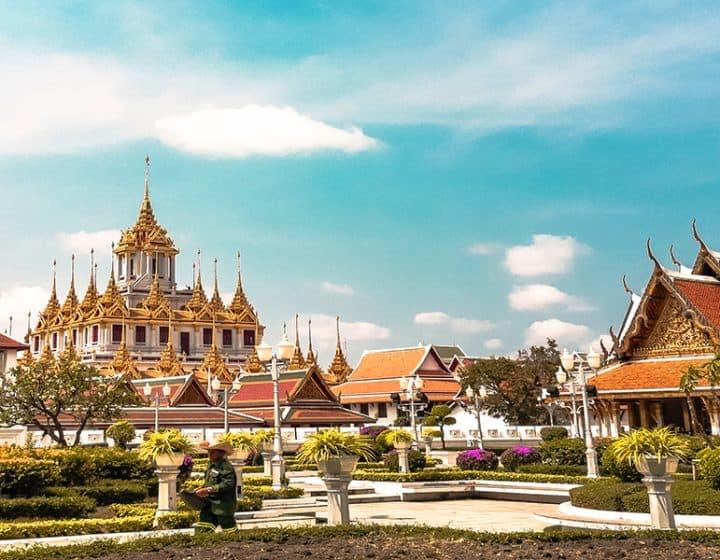 عرض سياحي في تايلاند لمدة 15 أيام