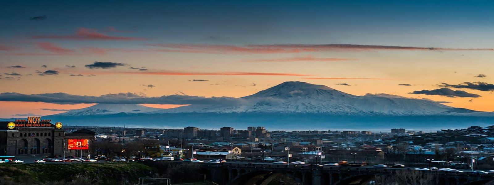أفضل برنامج سياحي في أرمينيا 9 أيام