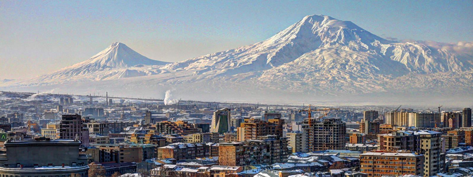 باكدج سياحي 8 أيام في أرمينيا لشخصين