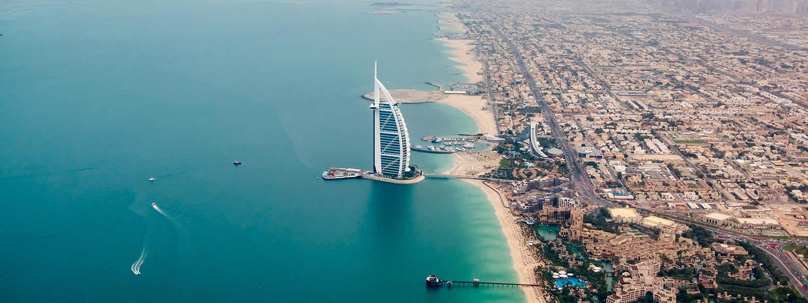 باكدج كروز سياحي 8 أيام بالشرق الأوسط