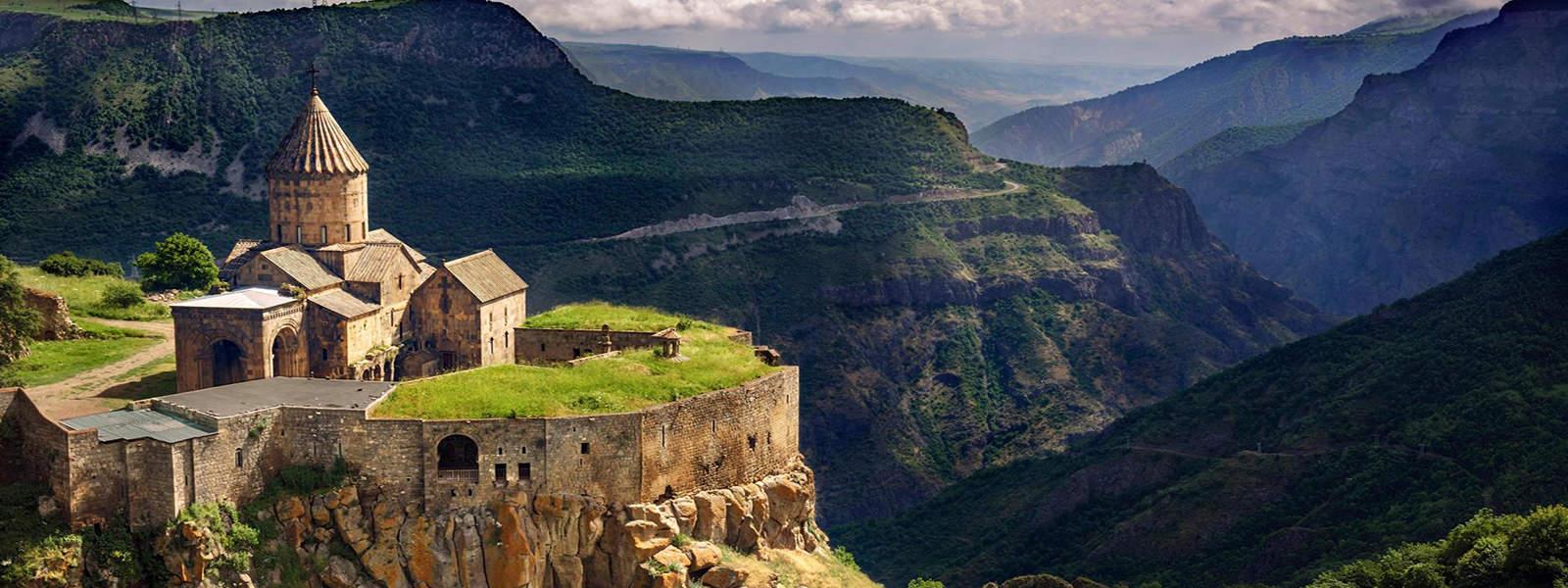 برنامج سياحي في أرمينيا لمدة 6 أيام