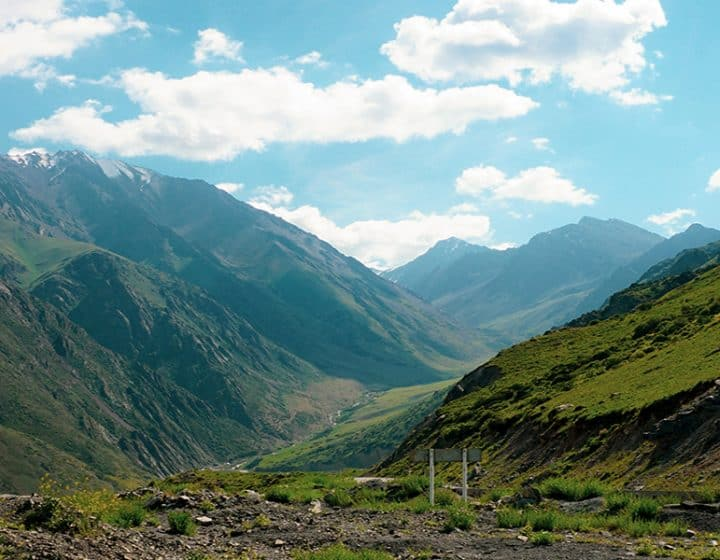برنامج 3 أيام سياحي في قيرغيزستان