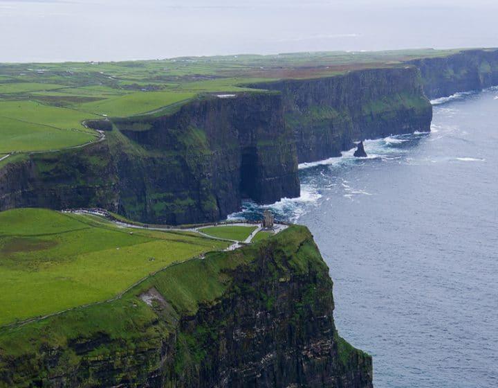 جولة سياحية الى إيرلندا لمدة 7 أيام