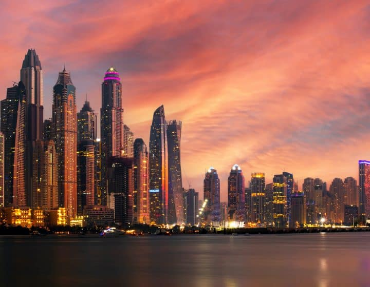 رحلات كروز بحرية لمدة 8 أيام من دبي