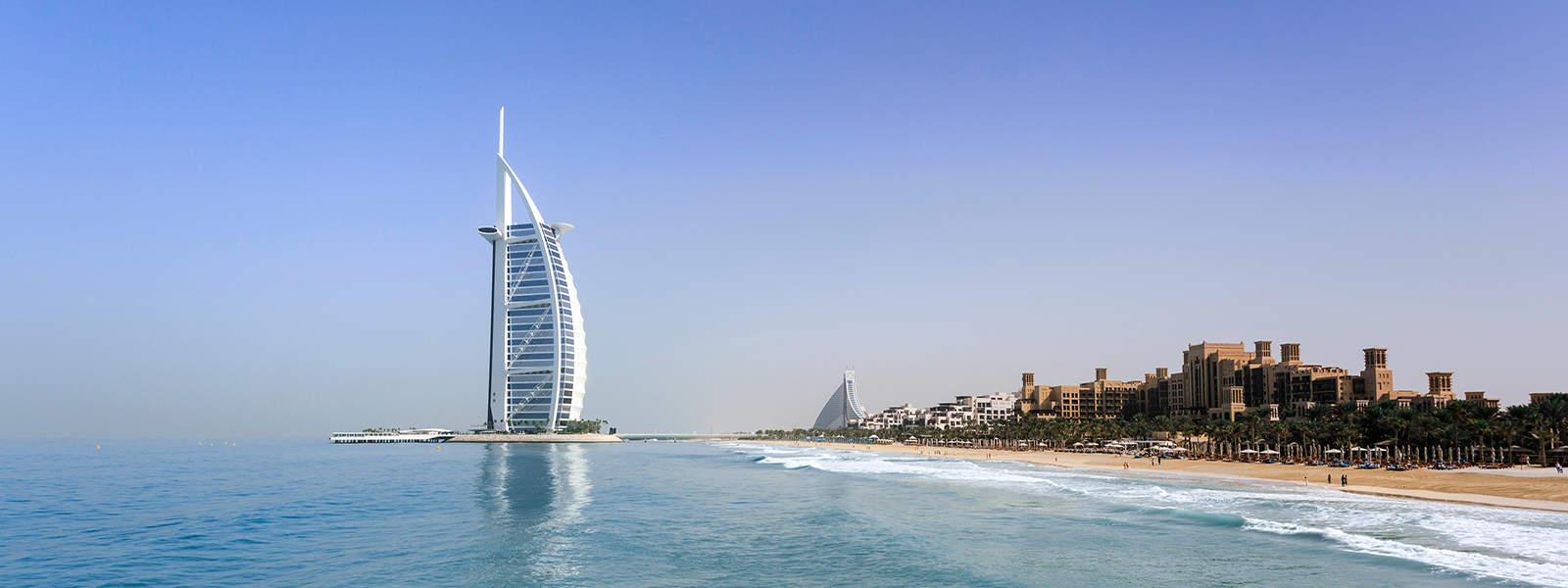 رحلة بحرية لمدة 8 أيام في الشرق الأوسط
