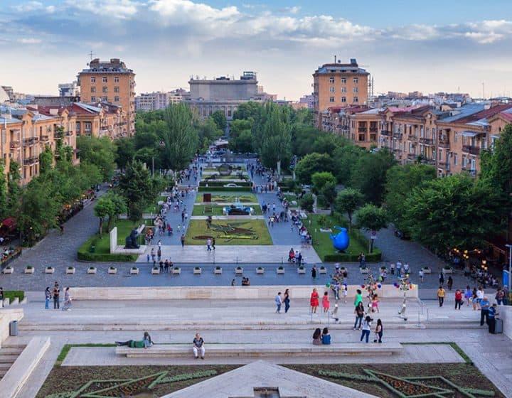 رحلة سياحية 6 أيام في أرمينيا