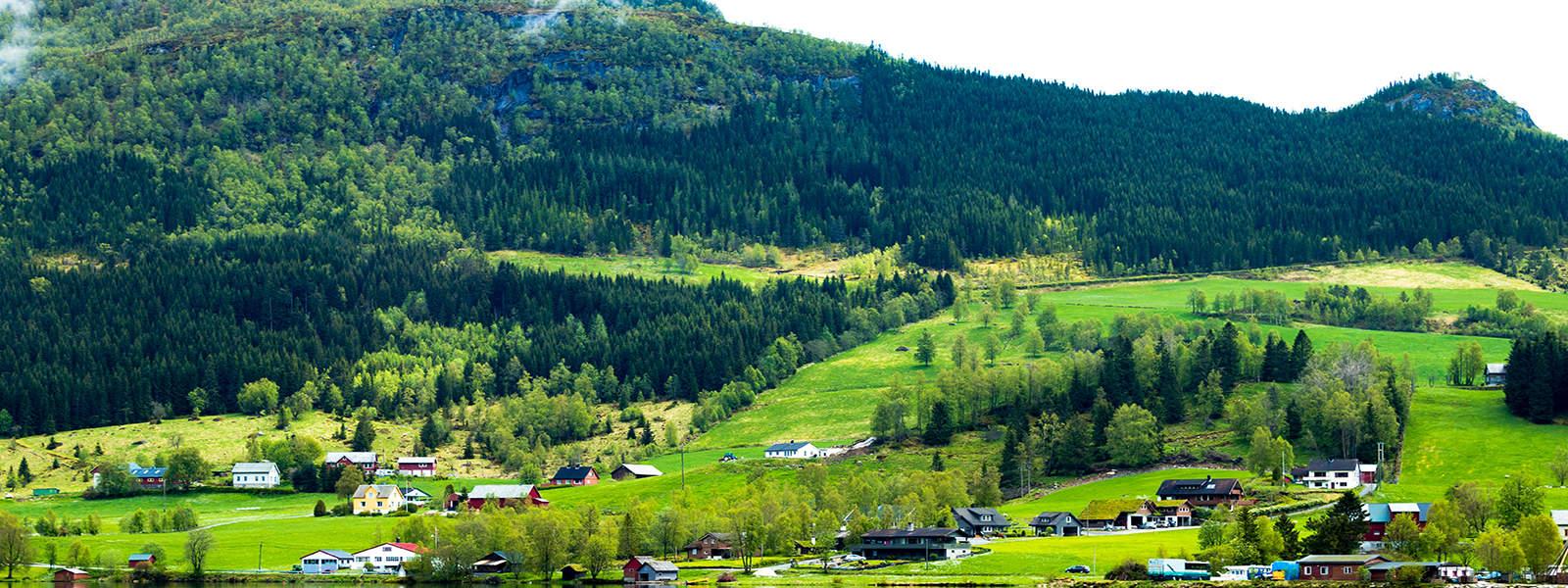 رحلة سياحي في النرويج لمدة 5 أيام