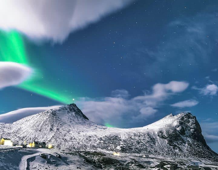 عرض سياحي الى النرويج لمدة 7 أيام