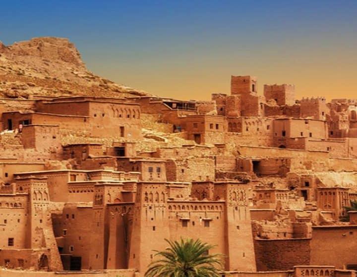 عرض سياحي لمدة 3 أيام في المغرب