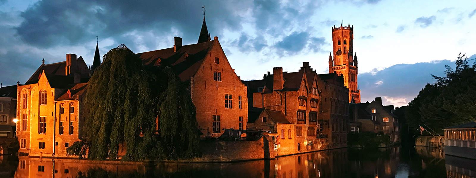 عرض سياحي 5 أيام في بلجيكا لشخصين