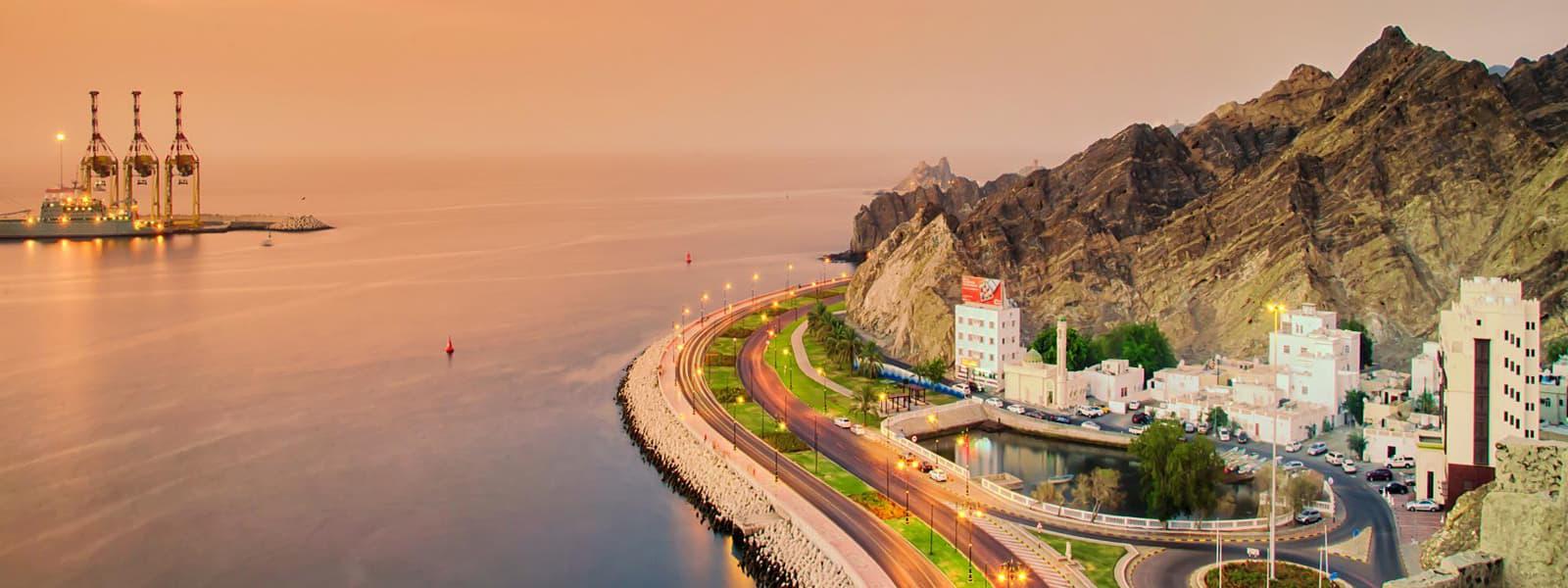عرض سياحي 5 أيام في سلطنة عمان
