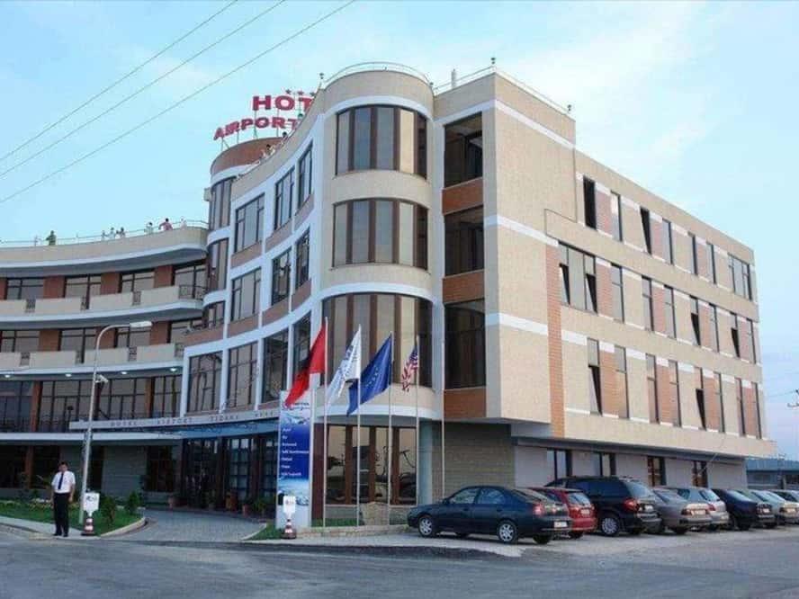 فندق Airport Tirana