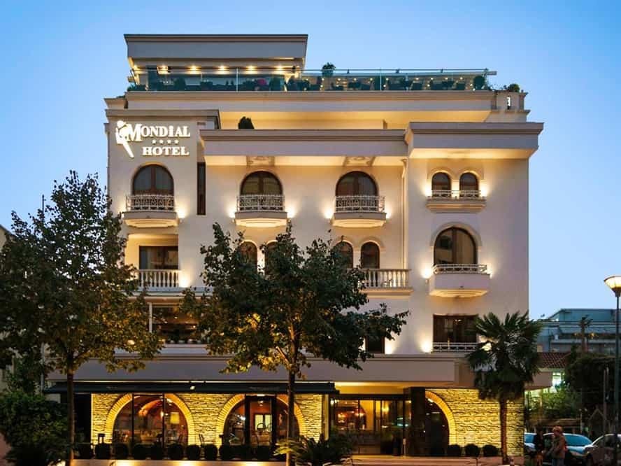 فندق Mondial Tirana