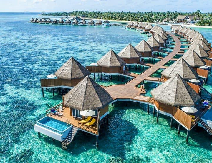 افضل فنادق في المالديف