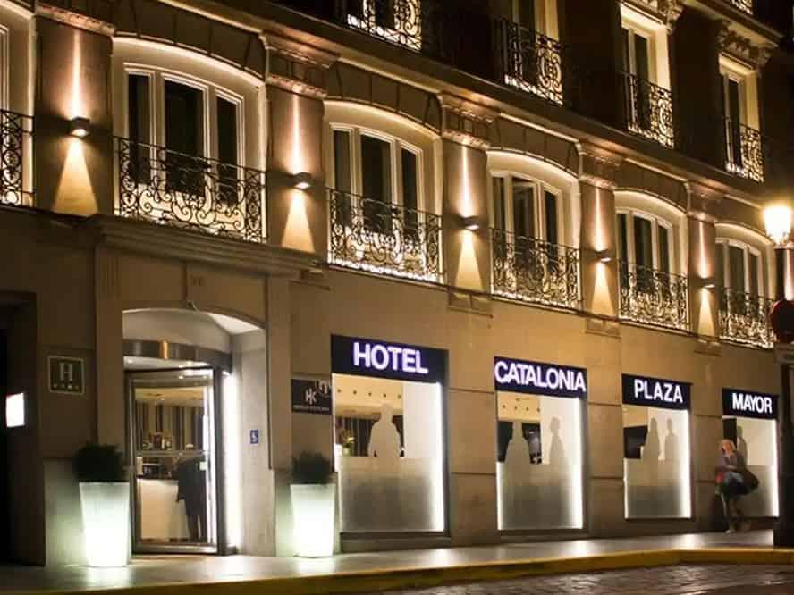 فندق كاتالونيا بلازا مايور