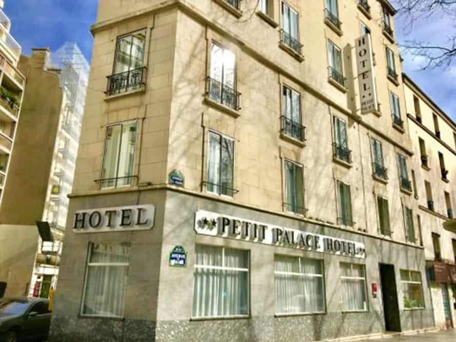 فندق بيتيت بالاس لندن