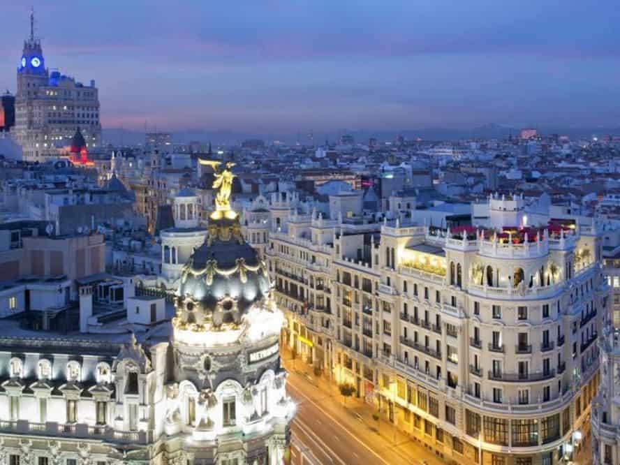 فندق ذا برينسيبال مدريد