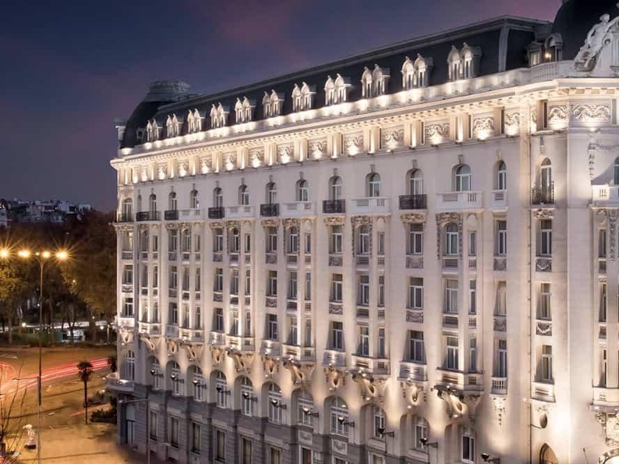 فندق ويستين بالاس